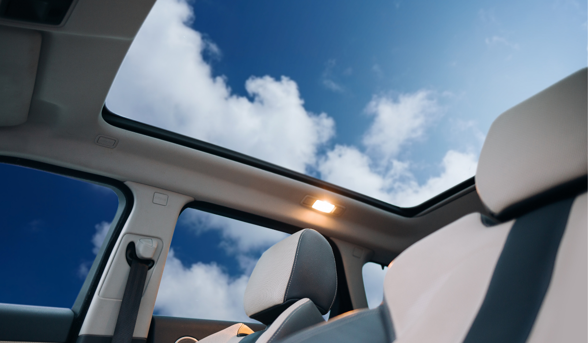 Sun roof Replacement auto glass services mesa